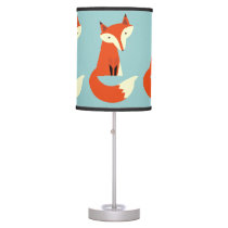 Foxes Table Lamp