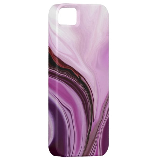 """""""Foxglove abstract"""" IPhone 5 case"""