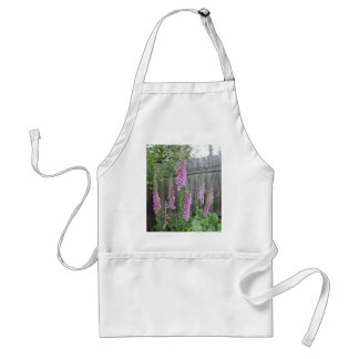 foxglove adult apron