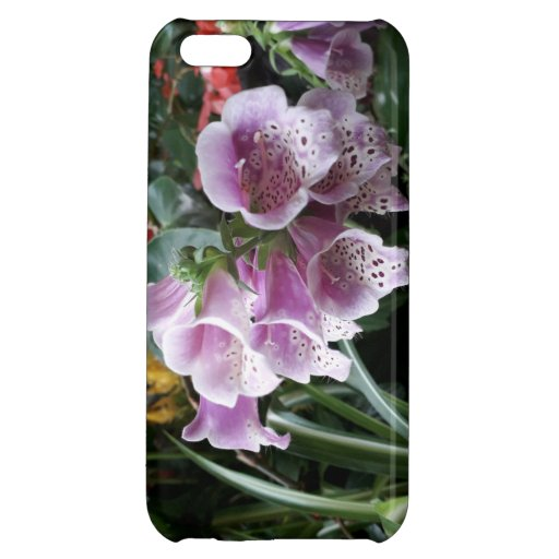 Foxglove Case For iPhone 5C