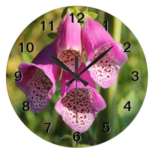 Foxglove Reloj