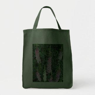 """""""Foxgloves Garden"""" Tote Bag"""