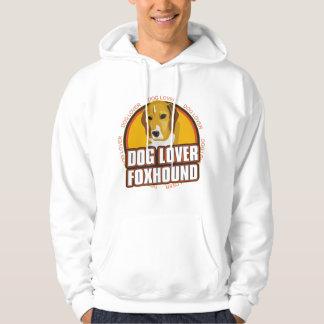 Foxhound Dog Lover Hoodie