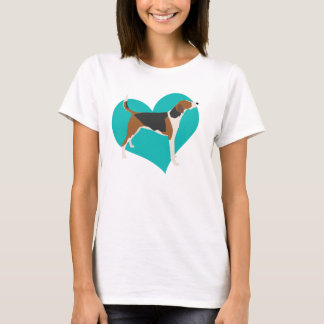 Foxhound Love T-Shirt