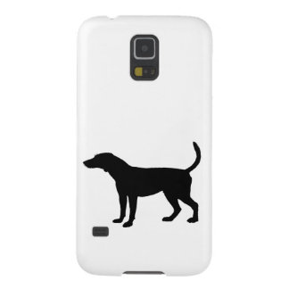 Foxhound Silhouette Galaxy S5 Cover