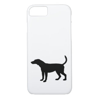 Foxhound Silhouette iPhone 8/7 Case