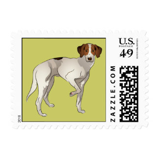 Foxhound Standing Postage