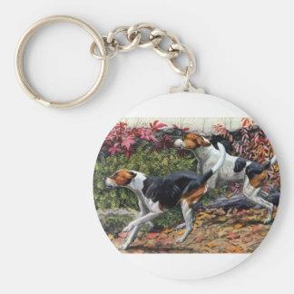 Foxhounds Keychain