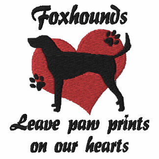 Foxhounds Leave Paw Prints