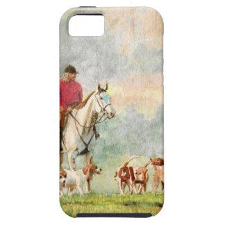 Foxhunt iPhone SE/5/5s Case