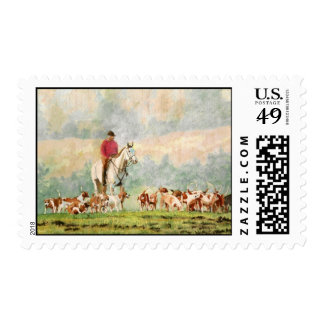Foxhunt Postage