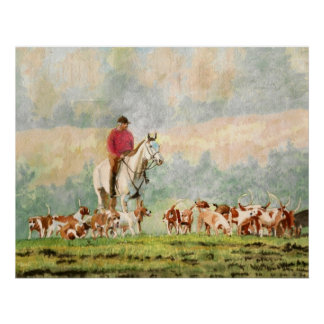 Foxhunt Poster