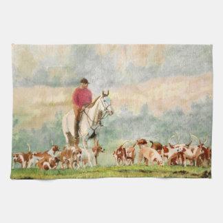 Foxhunt Towel
