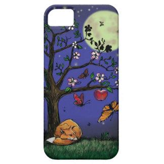 Fox's Paradise iPhone SE/5/5s Case
