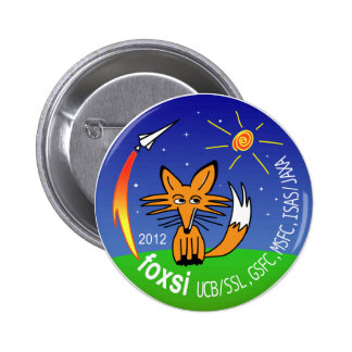 FOXSI 2012 PIN