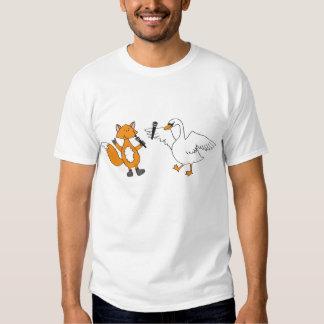 FoxSwan Karaoke! Tshirts