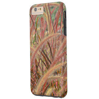 FOXTAIL/SOFT,SUBDUED COLORS/BENDING IN BREEZE TOUGH iPhone 6 PLUS CASE