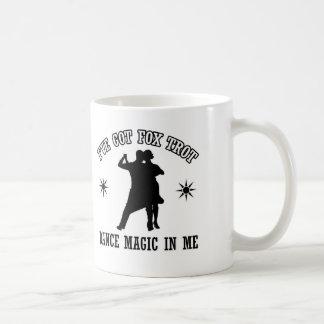 foxtrot el diseño taza de café