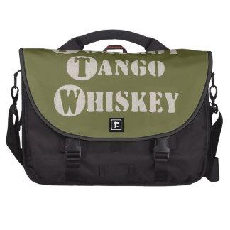 Foxtrot el whisky del tango