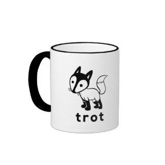 Foxtrot la taza de café