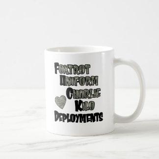 Foxtrot los despliegues 2 taza de café