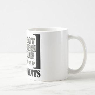 Foxtrot los despliegues tazas