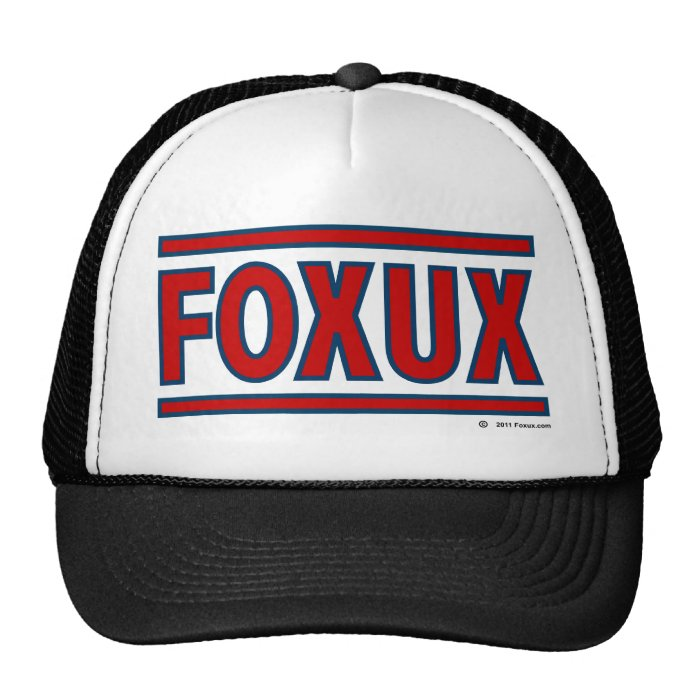 FOXUX TRUCKER HAT