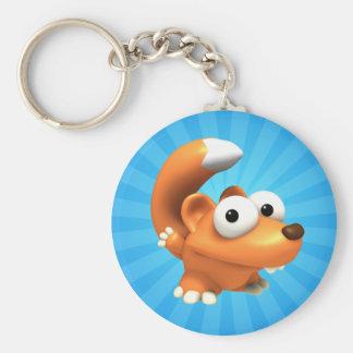 Foxworthy Keychain