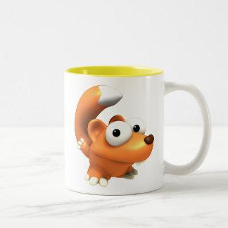 Foxworthy Two-Tone Coffee Mug
