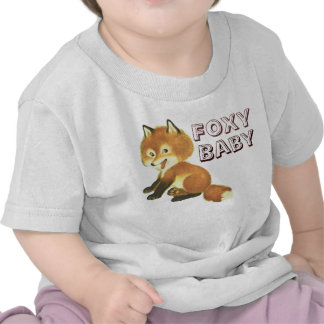 Foxy Baby T Shirts