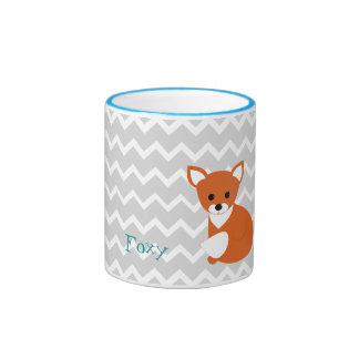 Foxy Fox Mug