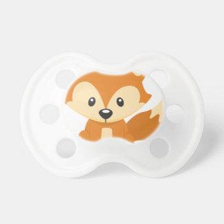Foxy fox pacifier