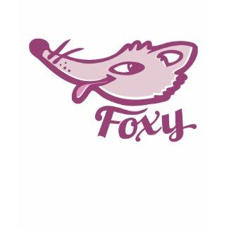 Foxy fox shirt