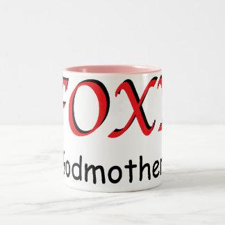 Foxy Godmother Mug