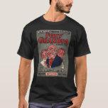Foxy Grandpa (black) T-Shirt