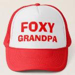 """Foxy Grandpa Hat<br><div class=""""desc"""">a perfect gift for your foxy grandpa</div>"""