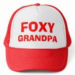 Foxy Grandpa Hat<br><div class='desc'>a perfect gift for your foxy grandpa</div>