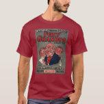 Foxy Grandpa (maroon) T-Shirt