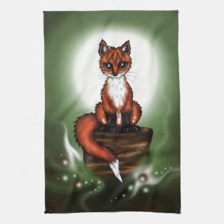 Foxy Hand Towels