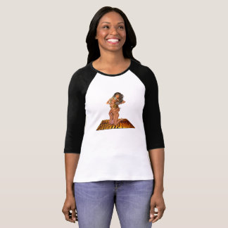 Foxy Jungle Wrestlers T-Shirt