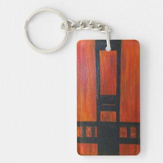 Foxy Keychain