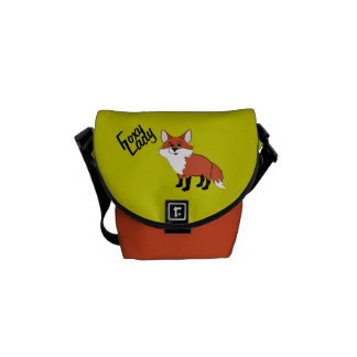 Foxy Lady Courier Bags