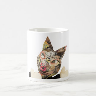 Foxy Lady Portrait Coffee Mug