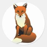 Foxy Lady Sticker