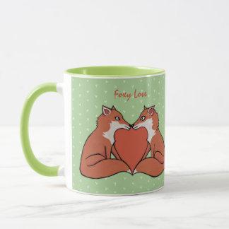 Foxy Love Mug
