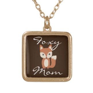 Foxy Mom Necklace