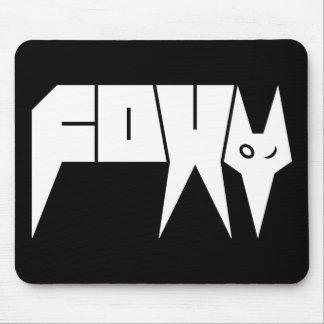 Foxy Puzzle Mousepad