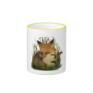 Foxy Ringer Mug