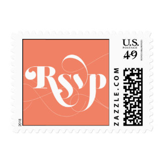 Foxy - RSVP - Pink Postage