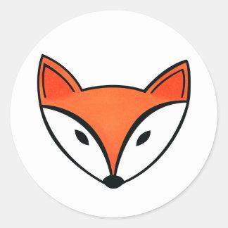 Foxy Sticker